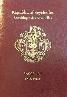 Visa requirements for Seychellois citizens