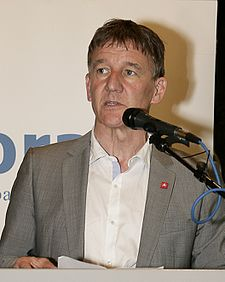 Patrick Janssens at Horasis Global India Business Meeting 2012 crop.jpg