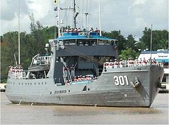 Dominican Navy - PA-301 Almirante Juan Alejandro Acosta