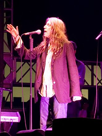All Tomorrow's Parties Festival lineups - Patti Smith. May 19, 2007