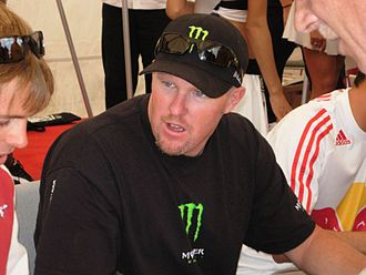Paul Tracy - Tracy at Toronto in 2007