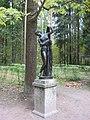 """Pavlovsk Park. Twelve tracks. Statue """"Venus Kallipiga."""".JPG"""