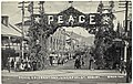 Peace celebrations, Liverpool St., Hobart, Baily, Photo (14700432713).jpg