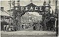 Peace celebrations, Liverpool St., Hobart, Baily, Photo (14700432713).jpg