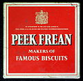 Peak Frean biscuits tin, pic1.JPG