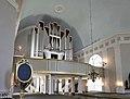 Pedersöre Church organ loft 20180705.jpg