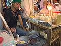 Penjual kerak telor Jakarta Fair.JPG