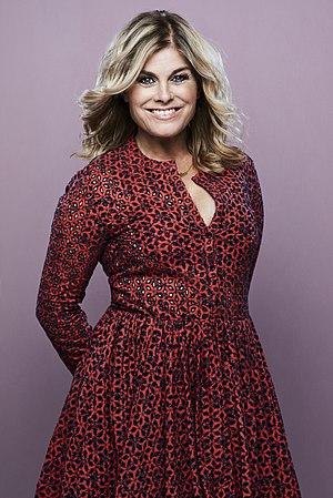 Pernilla Wahlgren - Wahlgren in 2016