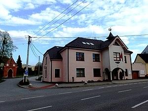 Petřvald (Nový Jičín District) - Municipal office