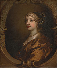 Lady Frances Savile, Later Lady Brudenell