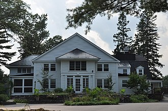 MacDowell Colony - Bond Hall in 2012