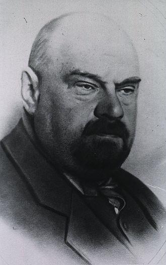 Pyotr Gannushkin - Pyotr Borisovich Gannushkin circa 1930