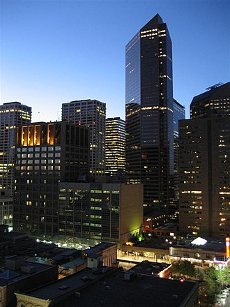 Suncor Energy Centre - Image: Petro Canada Center