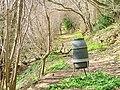Pheasant Feeders, Callister Wood - geograph.org.uk - 153822.jpg