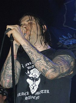 Phil Anselmo in concerto a Madrid