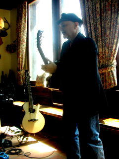 Phil Keaggy American acoustic and electric guitarist and vocalist