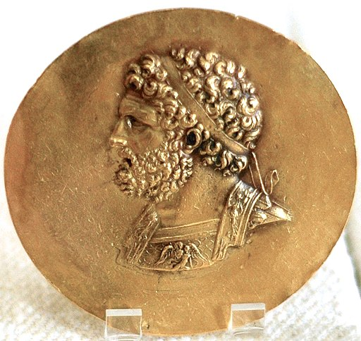 Philip II of Macedon CdM