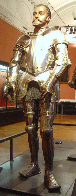 Philip II of Spain armor DSC02246