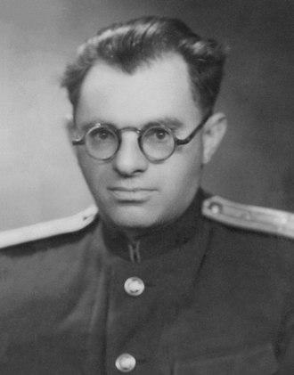 Philipp Mishelevich Tseitlyn - Philipp Tseitlyn in 1953