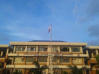 Philippine Science High School Eastern Visayas Campus - Image: Philippine Science High School Eastern Visayas Campus