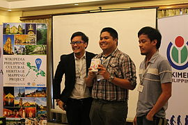 Philippine cultural heritage mapping conference 60.JPG
