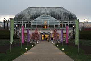 Phipps Conservatory and Botanical Gardens United States historic place