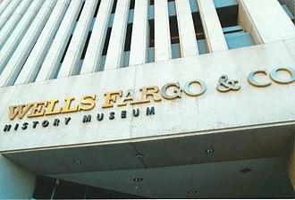 Wells Fargo Museum (Phoenix) - Wells Fargo Museum