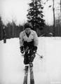 Photograph of Skier Bob Halvorsen - NARA - 2128557.tif