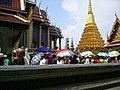 Phra Borom Maha Ratchawang, Phra Nakhon, Bangkok, Thailand - panoramio (76).jpg