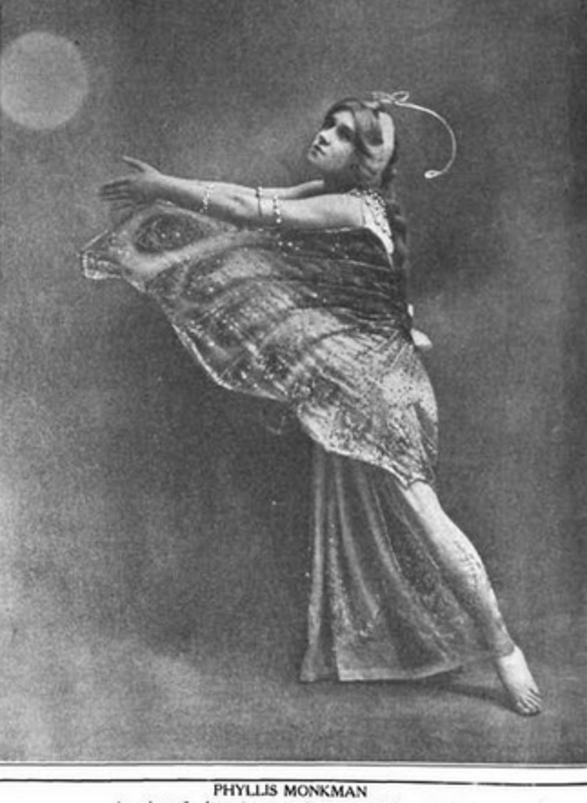 Phyllis Monkman