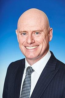 Sean LEstrange Former Australian politician (born 1967)