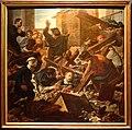 Pier leone ghezzi, miracolo di san filippo neri a vincenzo maria orsini futuro benedetto XIII (matelica, san filippo) 01.jpg
