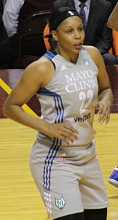 Plenette Pierson American womens basketball player