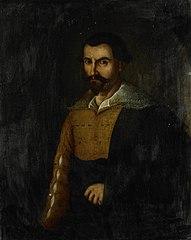 Portrait of Pieter de Carpentier, Governor-General of the Dutch East Indies