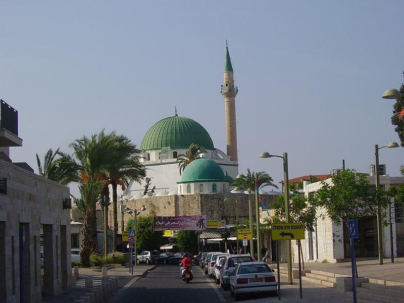מסגד אל ג'זאר בעכו