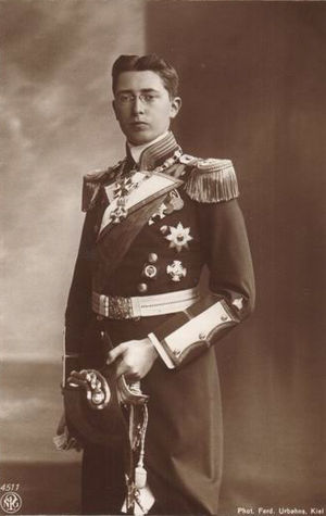Prince Waldemar of Prussia