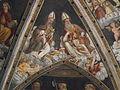 Pinzolo, San Vigilio, interior frescos 021.JPG