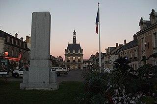 Fismes Commune in Grand Est, France