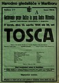 Plakat za predstavo Tosca v Narodnem gledališču v Mariboru 13. aprila 1926.jpg