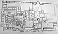 Plan Harem Topkapi Palace Istanbul.JPG