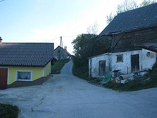 Planinska Vas, Trbovlje Place in Styria, Slovenia