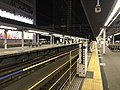 Platform of Rokkomichi Station 5.jpg