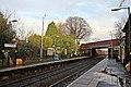 Platforms and Bridge, Eccleston Park railway station (geograph 3795601).jpg