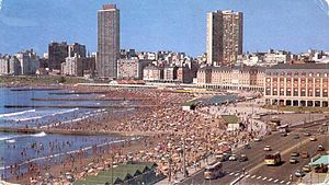 Playa Bristol (ca. 1970)