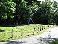 Playground at Houghton - geograph.org.uk - 844896.jpg