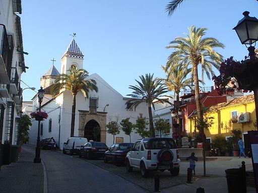Plaza Santo Cristo