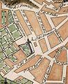 Plaza de San Francisco, Plano de Madrid hacia 1705 (cropped).jpg