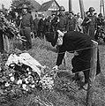 Plechtigheid bij de graven van gefusilleerden te Zijpe en St Pancras, Bestanddeelnr 900-3380.jpg