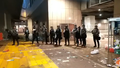 Police force in Admiralty Station Bus Terminal 20190612.png