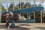 Polikarpov I-15bis in the Great Patriotic War Museum 5-jun-2014.jpg